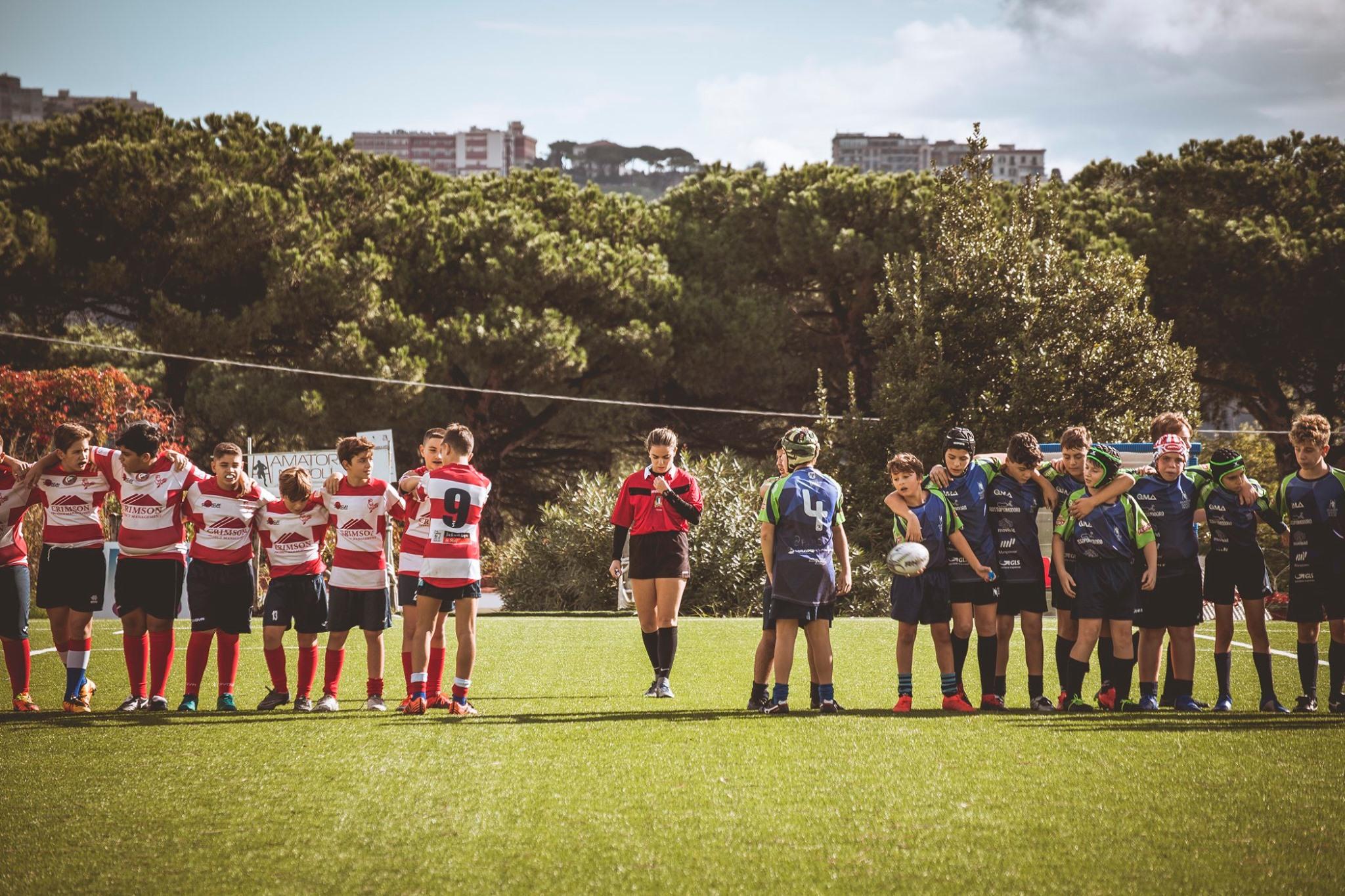 U14: Concentramento Villaggio del Rugby