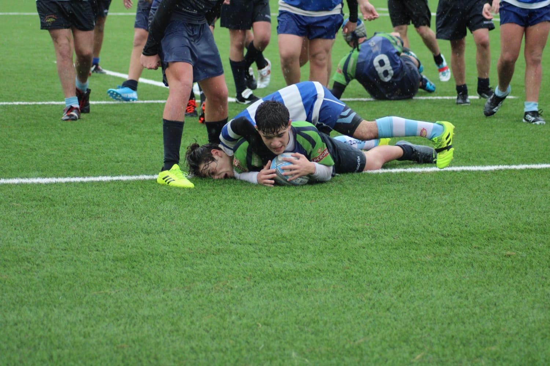 U16: RNA vs Rugby Benevento (31-0)