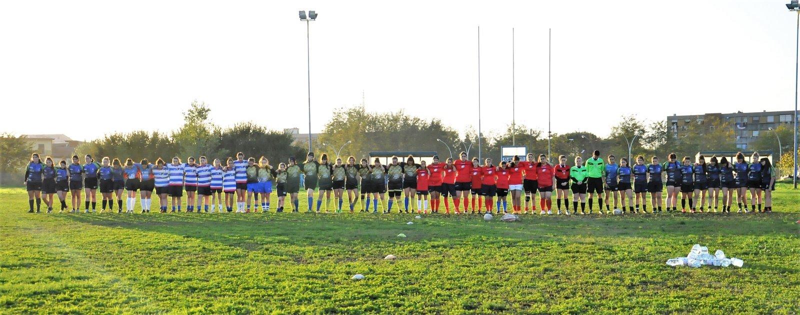 U16-U14 femminile: IV tappa Campionato Interregionale