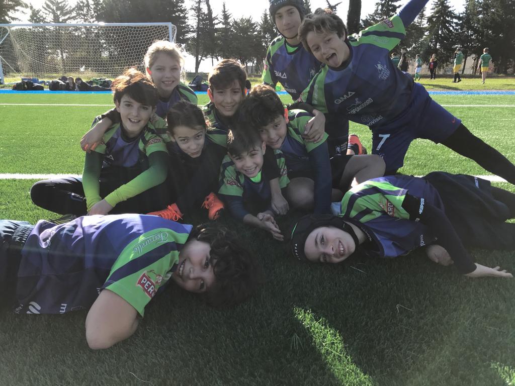 """Minirugby: Torneo Givova """"Rugby e Sorrisi"""""""