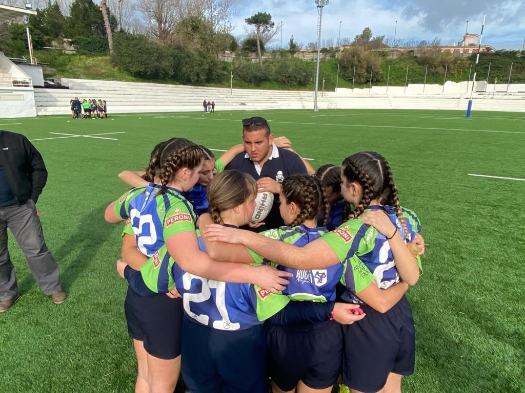 U16/U14 femminile: V tappa Campionato Interregionale
