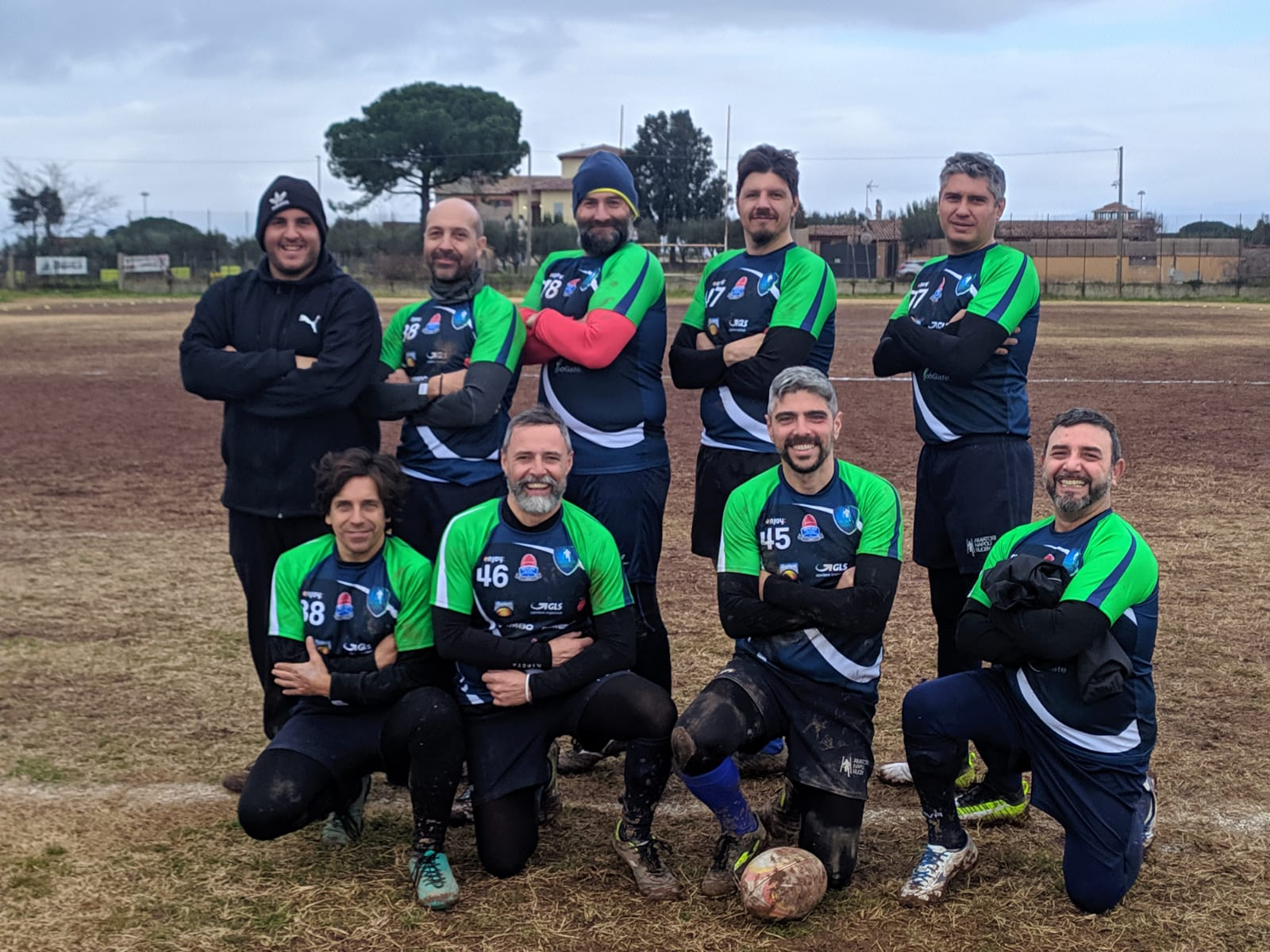 """Papàtouch: I raggruppamento """"Rugby al Tocco"""""""