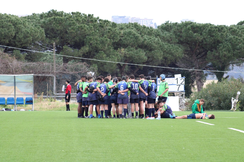 U16 élite: Rugby Napoli Afragola vs C.L.C. Messina Rugby (31-15)